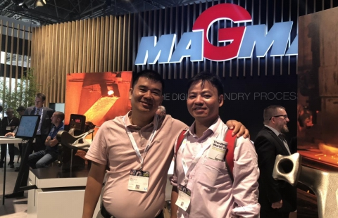 UPVIET attends the world's largest casting exhibition - GIFA 2019 in Germany