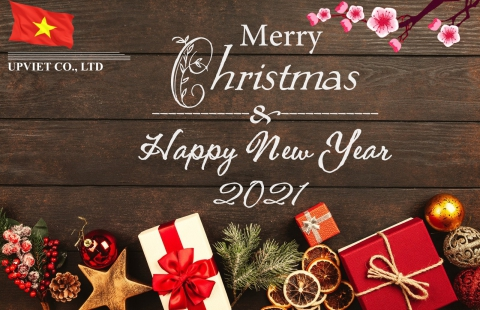 UPVIET - Merry Christmas & Happy New Year 2021!